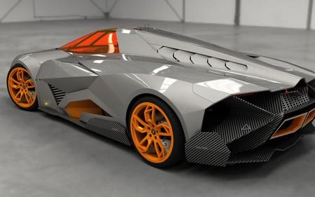 Bộ ảnh đẹp Về Sieu Xe độc Nhất Của Lamborghini
