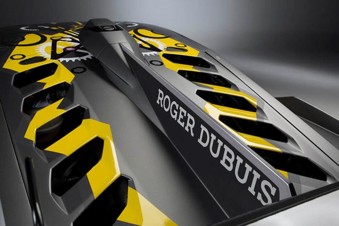 "Lamborghini Huracan Super Trofeo EVO: khi ""bò chiến"" ra quân ảnh 15"