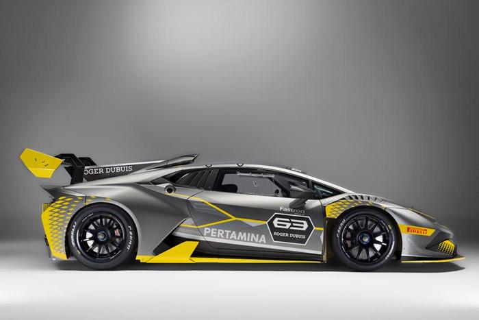 "Lamborghini Huracan Super Trofeo EVO: khi ""bò chiến"" ra quân ảnh 10"