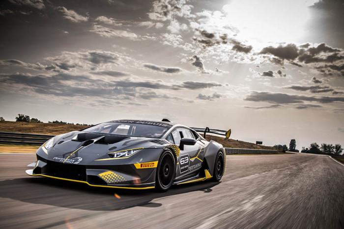 "Lamborghini Huracan Super Trofeo EVO: khi ""bò chiến"" ra quân ảnh 5"