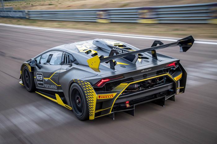 "Lamborghini Huracan Super Trofeo EVO: khi ""bò chiến"" ra quân ảnh 7"