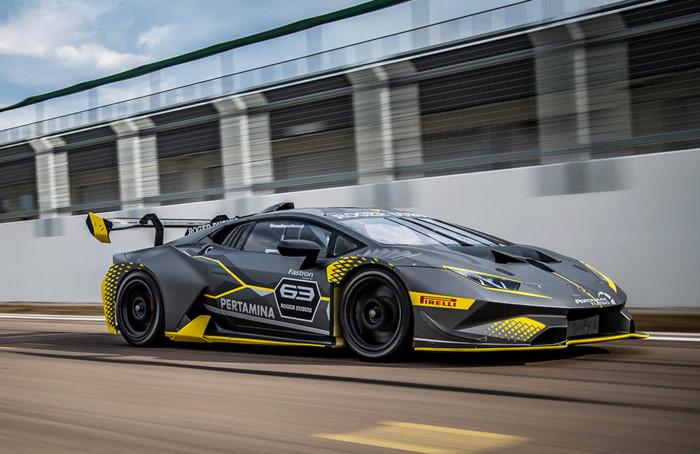 "Lamborghini Huracan Super Trofeo EVO: khi ""bò chiến"" ra quân ảnh 6"