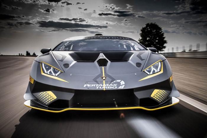 "Lamborghini Huracan Super Trofeo EVO: khi ""bò chiến"" ra quân ảnh 4"
