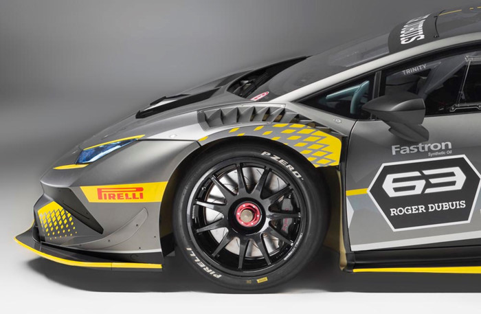"Lamborghini Huracan Super Trofeo EVO: khi ""bò chiến"" ra quân ảnh 12"